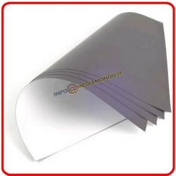 1 foglio carta pellicola magnetica calamita opaca for Calamita flessibile adesiva
